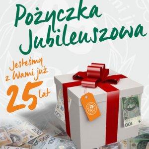 plakatA1_pozyczka_jubileuszowa_v2
